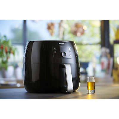 Friteuse PHILIPS Avance Collection Airfryer XXL HD9652/90 1.4kg rapide 5 program