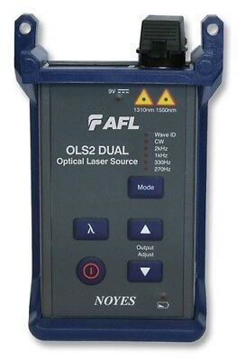 NOYES OLS2-Dual Laser Source with Wave ID