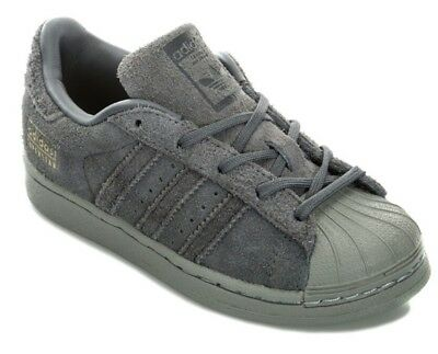 best website 36ada bf013 Adolescenti Adidas Superstar Scarpe da Ginnastica per Neonati Misura UK 5K  - 2
