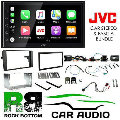 "Audi A3 2003 - 2012 SONY 6.4"" Bluetooth CarPlay Android Car Stereo & Fascia Kit"