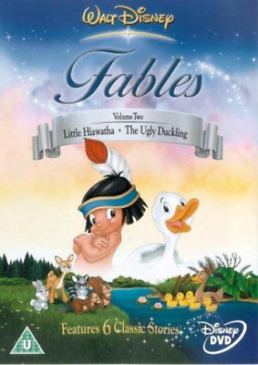 Disney Fables: Volume 2 - Little Hiawatha/The Ugly Duckling DVD NEW