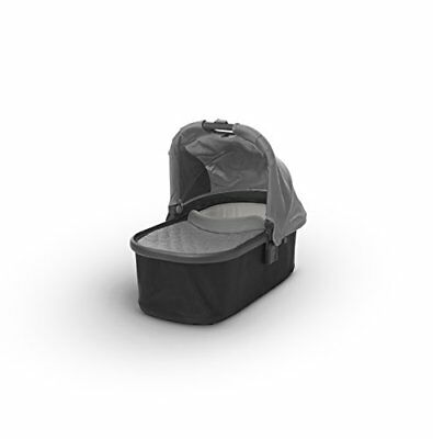 2017 UPPAbaby Bassinet - Pascal Grey/Carbon