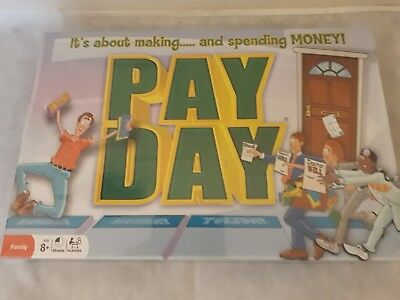 Brand New & Sealed Payday 2015 Board Game