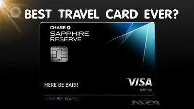 $750 + $50 Sign Up Bonus for Chase Sapphire Reserve Credit Card Referral