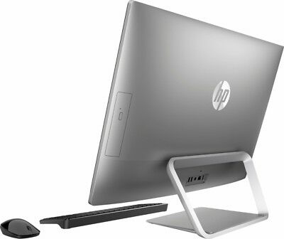"NEW HP All-In-One 23.8"" Touch Intel i3-7100T 3.4GHz 6GB DDR4 1TB HDD DVD Webcam"
