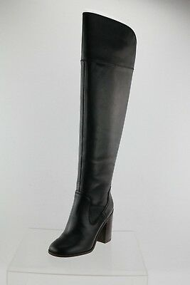 1569999324c Sarto by Franco Sarto Freda Over The Knee Boots Black Women s Shoes Size 4  M NEW