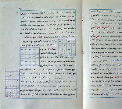 9 Titles Digital Arabic Manuscript Illustrated Occult Numerology Magic