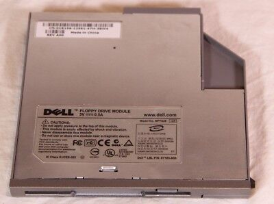 DELL 6Y185-A00 Floppy Drive for Dell Latitude Laptop WORKS W/ USB Port