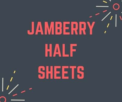 Jamberry Half Sheets - Current, Retired, Exclusive (6 of 7)