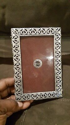 Rare Elias  Pewter Picture Frame Style # 2241 4 x 6