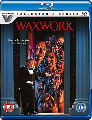 Waxwork Digitally Restored Collector's Series (Blu-ray Disc, 2016, 2-Disc Set)