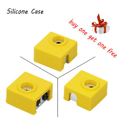 Parts 3D Printer Insulation Case MK7/8/9 Silicone Socks Warm Keeping Covers HOT!