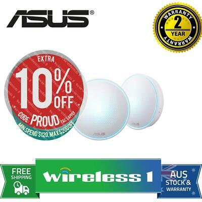 All NEW Asus Lyra 3 Pack AC2200 Whole-Home WiFi System