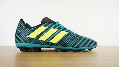 adidas JR Nemeziz 17.4 FG Small Kid s Soccer Cleats Size 5.5 S82458 1711 a19a72b45