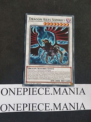 Yu-Gi-Oh! Dragon Ailes Sombres (Aile Noire) : LED3-FR028 -VF/Commune
