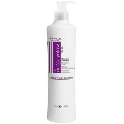Fanola No Yellow Mask - Extra Violet Pigment 350ml