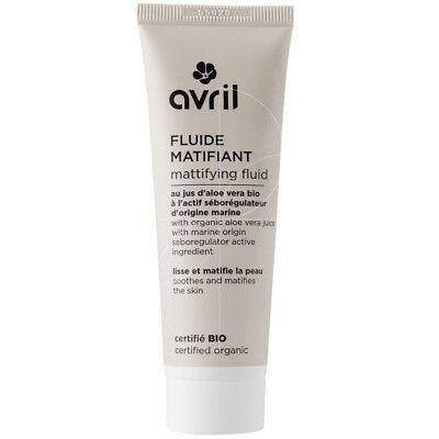Avril - Fluide matifiant - 50ml