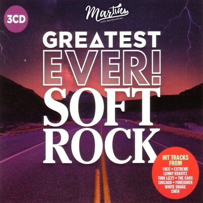 Greatest Ever! Soft Rock - Various Artists (Album) [CD]