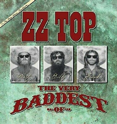 The Very Baddest of ZZ Top - ZZ Top (Album) [CD]