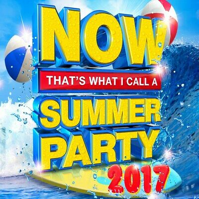 Now That's What I Call Summer Party - Various Artists (Album) [CD]