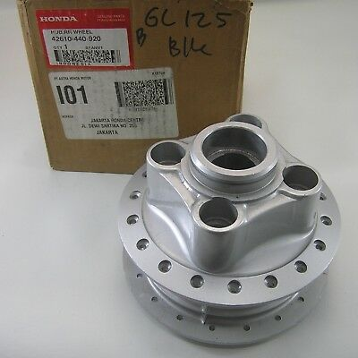 Honda CB100 B CB125 B GL100 GL125 Rear Wheel Hub Drum 42610-440-920 NEW
