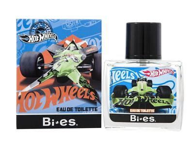 Hot Wheels Bad To The Blade Eau de Toilette 50ml For Kids NEW.