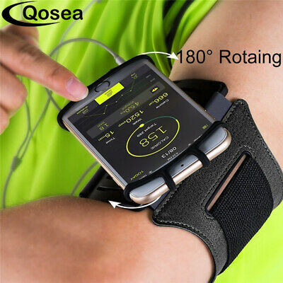 Rotation Sports Running Jogging Gym Armband Arm Band Case Cover Holder For Phone