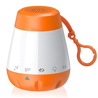 Baby White Noise Sound Machine for Sleeping, LBell Baby Sleep Soother with