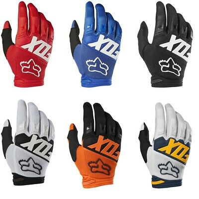 2019 Youth Kids Fox Racing Dirtpaw Race Gloves Motocross MTB ATV MX UTV BMX Off