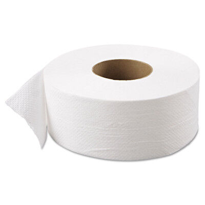 "Atlas Paper Mills Green Heritage Jumbo Junior Roll Toilet Tissue, 2-Ply, 9""dia,"
