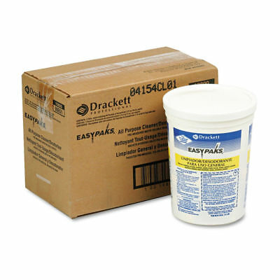 Diversey All-Purpose Cleaner/deodorizer, 90 .5 Oz Packets/tub, 2 Tubs/carton  99