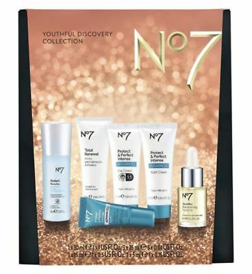 No7 YOUTHFUL  COLLECTION PERFECT GIFT SET BRAND NEW