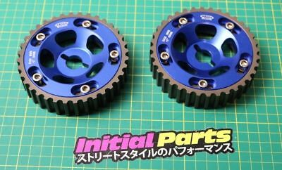 4AGE Cam Pulley Gear Pair Toyota Corolla Levin AE86 JDM Drift 1.6