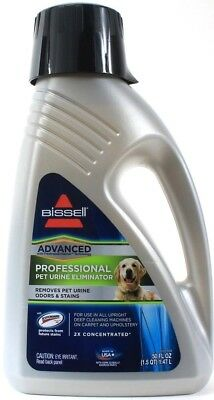 Bissell 50 Oz Advanced Professional Pet Urine Eliminator For Upright Machines