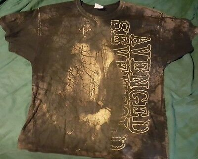Avenged Sevenfold All Over Print Kids Youth Sweatshirt Hoodie OS New Official