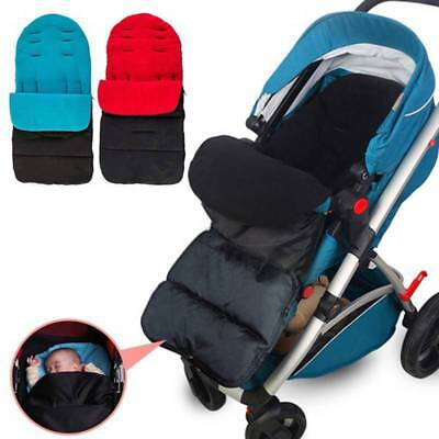 Baby Fleece Sleeping Bag Sleepsack Foot muff Warmer for Pram Stroller Car Seat