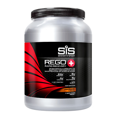 REGO Rapid Recovery+ - 490g (Chocolate)