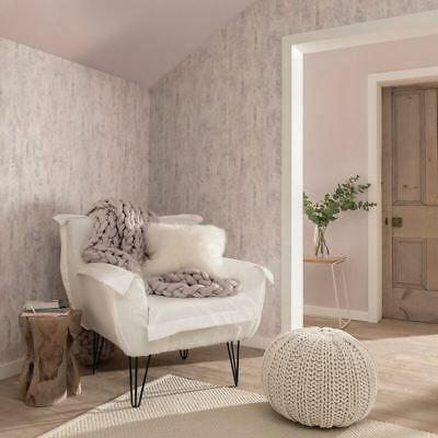 Arthouse Mother of Pearl Pastel 902602 and White 902601 Wallpaper With Glitters