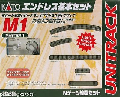 KATO N Gauge 20-850 M1 Endless Basic Set Master 1