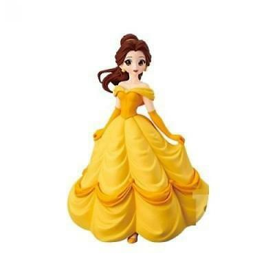 Banpresto Disney Characters Crystalux BELLE figure