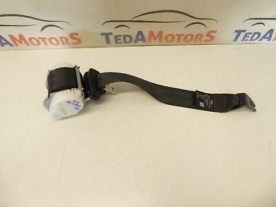 Ford Fiesta Mk7 '08-17 3Dr Rear Left Passenger Side Seat Belt 8V51-A611B69-Af