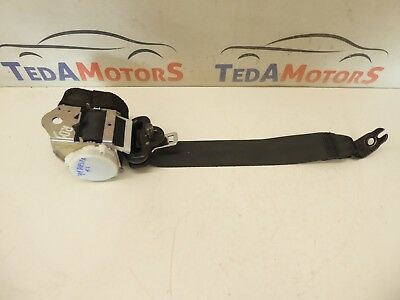Ford Fiesta Mk7 '08-17 3Dr Rear Right Driver Side Seat Belt 8V51-A611B68-Ag