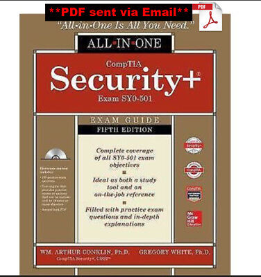 CompTIA Security+ All-in-One Exam Guide, 5th Edition