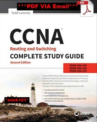 CCNA Routing and Switching Study Guide: Exams 100-105, 200-105,200-125 - [PDF]