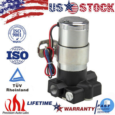 Outlet 3/8 Inch Diesel 95 Gph Lift Pump 7 psi. Universal Electric Fuel Pump US