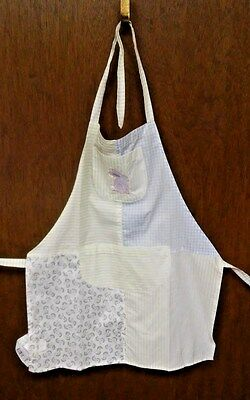 Bunny Apron, Egg-Specially For You from MWW Market made in late 1990's