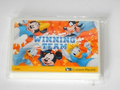 Cathay Pacific Airlines Children's Disney Toy Winning Team Mickey Kids Kit NEW