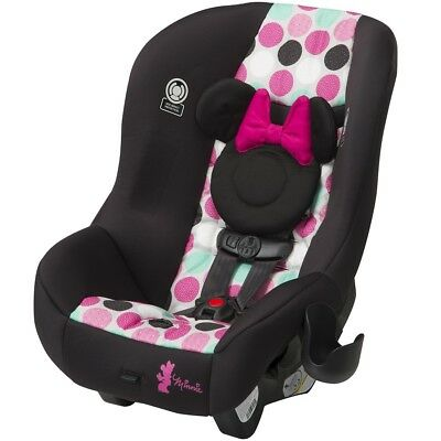 Cosco Disney Scenera Next Luxe Convertible Baby Car Seat Infant Toddler Safety