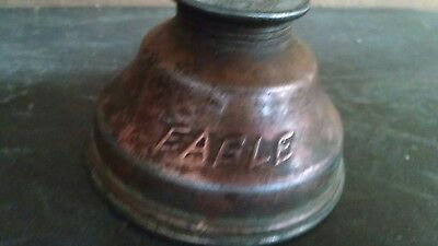 Antique / Vintage Eagle Oil Can