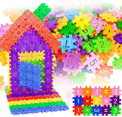 110pcs Set DIY Bricks Assembling Building Blocks Play Toy For Children Kids